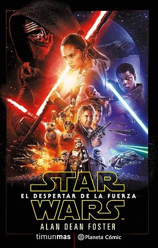 STAR WARS EL DESPERTAR DE LA FUERZA (NOVELA)