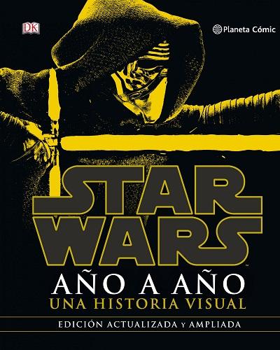 STAR WARS AÑO A AÑO (NUEVA EDICION)