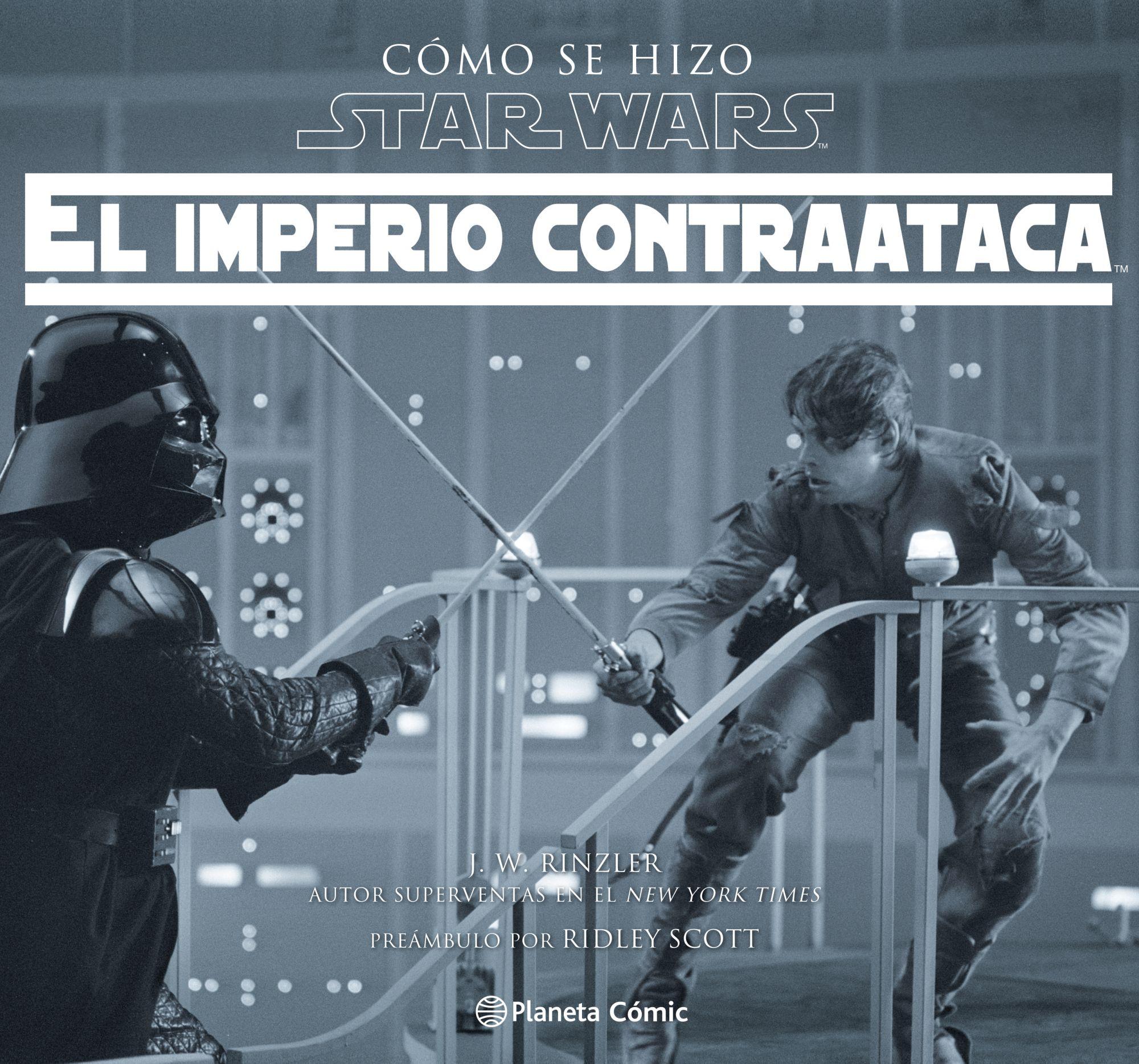 STAR WARS COMO SE HIZO EL IMPERIO CONTRAATACA
