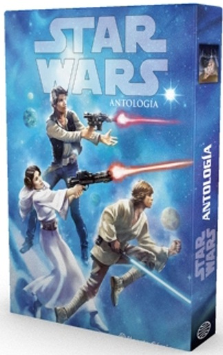 STAR WARS ANTOLOGIA (ED. LIMITADA)
