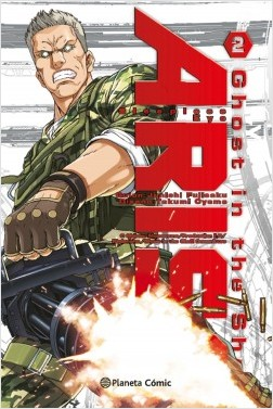 GHOST IN THE SHELL ARISE 02