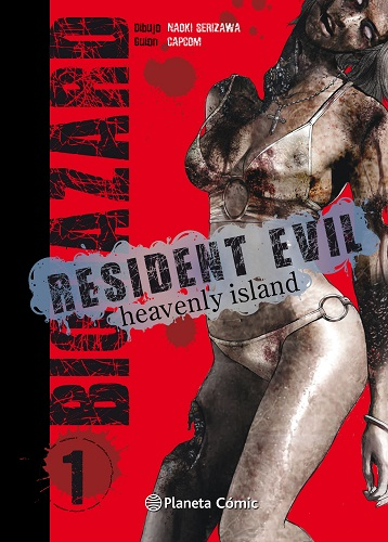 RESIDENT EVIL: HEAVENLY ISLAND 01/05