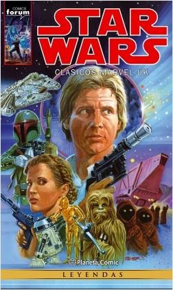 STAR WARS CLASICOS MARVEL UK