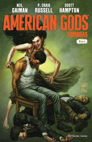 AMERICAN GODS SOMBRAS 06/09