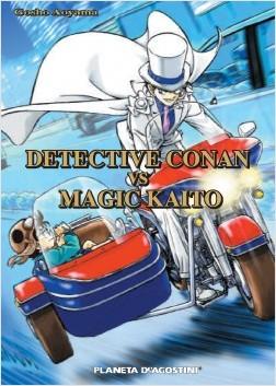 DETECTIVE CONAN VS. MAGIC KAITO (REIMPRESION)