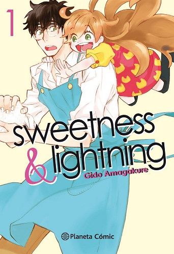 SWEETNESS & LIGHTNING 01/05