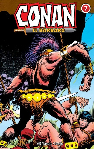 CONAN EL BARBARO (INTEGRAL) 07/10