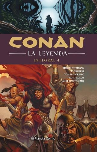 CONAN LA LEYENDA (INTEGRAL) 04/04
