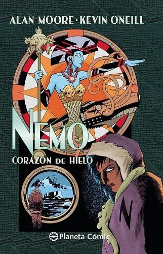 LEAGUE OF EXTRAORDINARY GENTLEMEN NEMO CORAZON DE