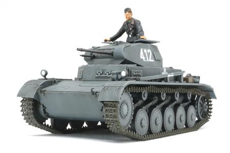 GERMAN PANZERKAMPFWAGEN II AUSF.A/B/C 1/48 32570