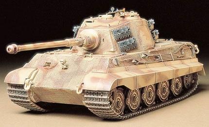WWII SDKFZ.182 PANZER VI KING TIGER 1/35 35164