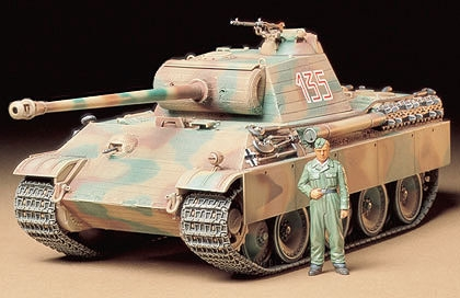 WWII SDKZ.171 PANTHER AUS. G EA. 1/35 35170