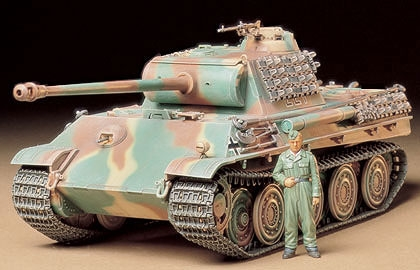 WWII SDKFZ.171 PANTHER G 1/35 35174