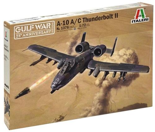 A-10 A/C THUNDERBOLT II 1/72 1376