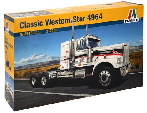 CLASSIC WESTERN STAR 4964 1/24 3915