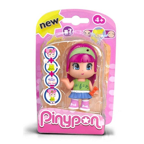 PINYPON MIX IS MAX SERIE 7