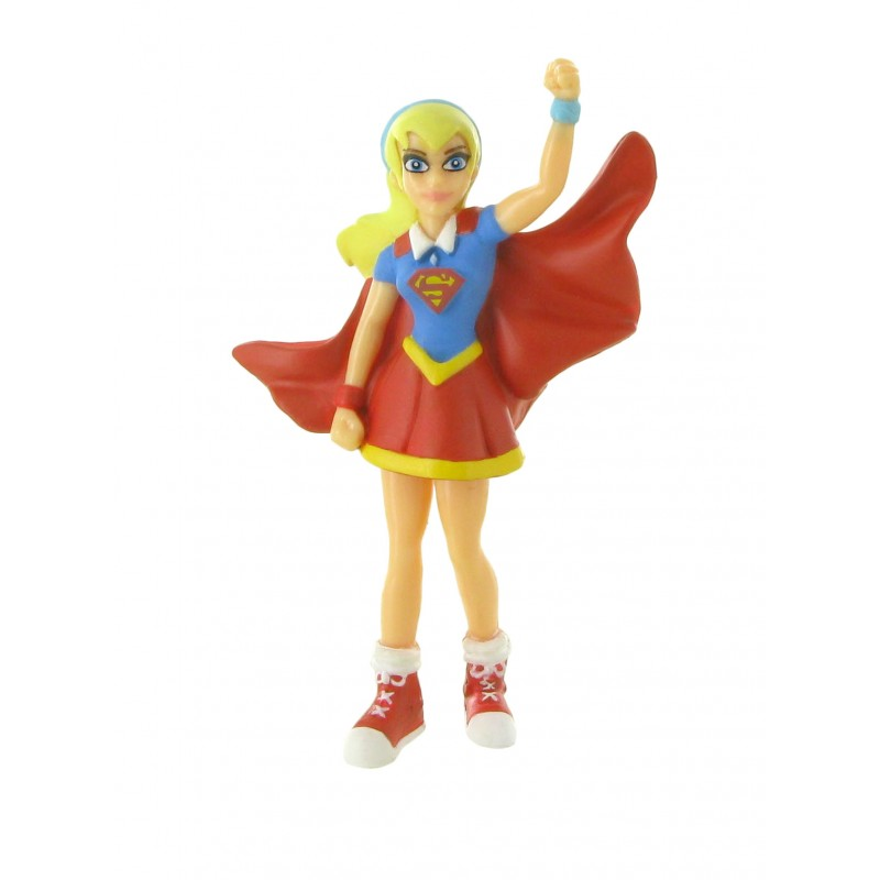 SUPER GIRL 9CM.