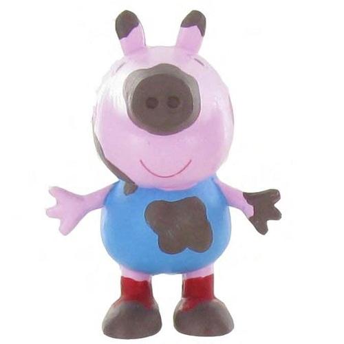 GEORGE PIG CON BARRO 5CM.